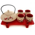 Set de ceai din portelan chinezesc!