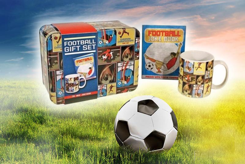 Cadouri pentru pasionatii de fotbal