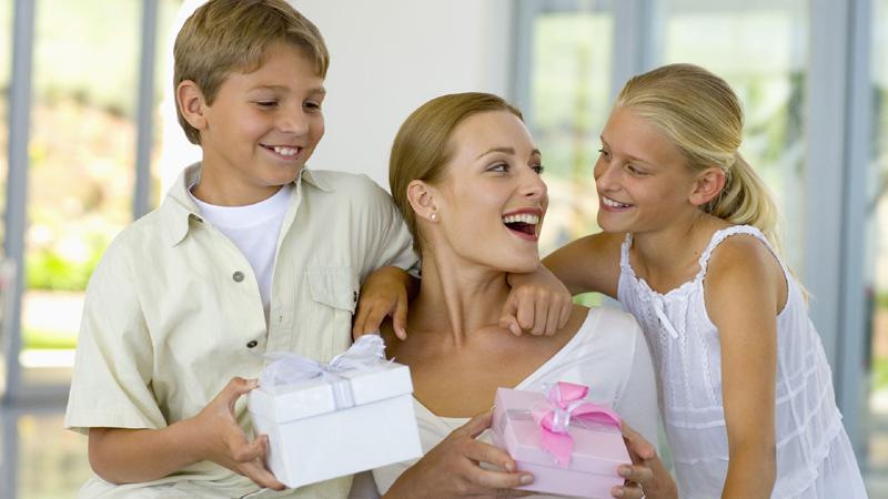 Cadouri pentru mama