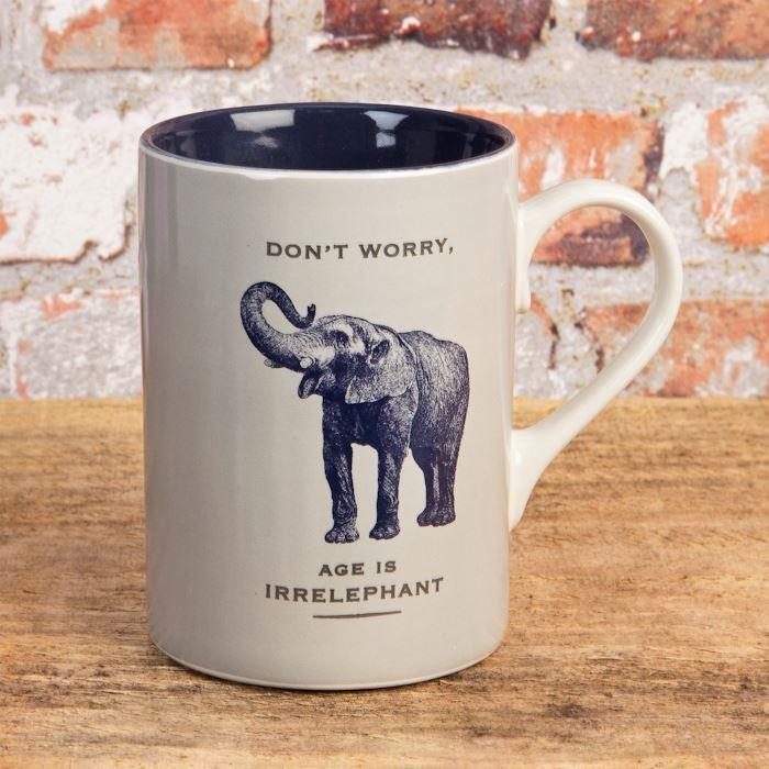 Cana elefant varsta este irelevanta
