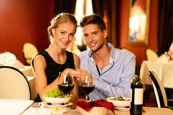 Invitatie la restaurant