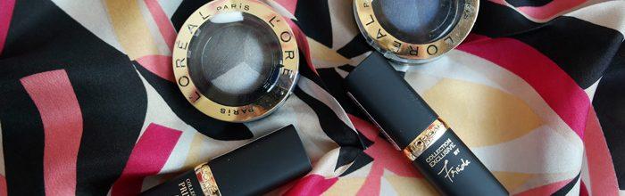Produse cosmetice L'Oreal Paris, look fabulos de revelion.