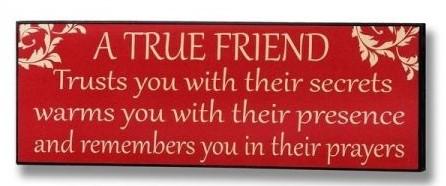 Tablou pentru prieteni