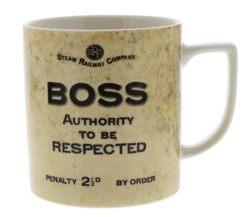 Cana de cafea pentru sef