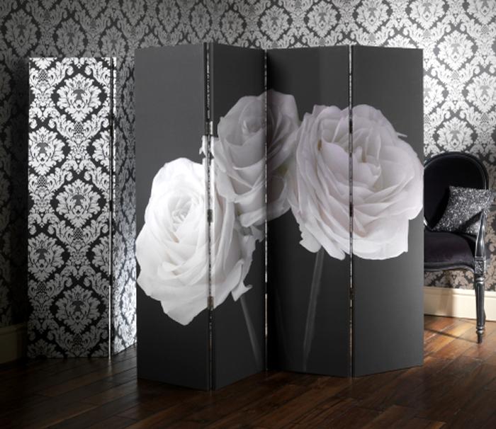 Paravan decorativ, paravane decorative pentru salon