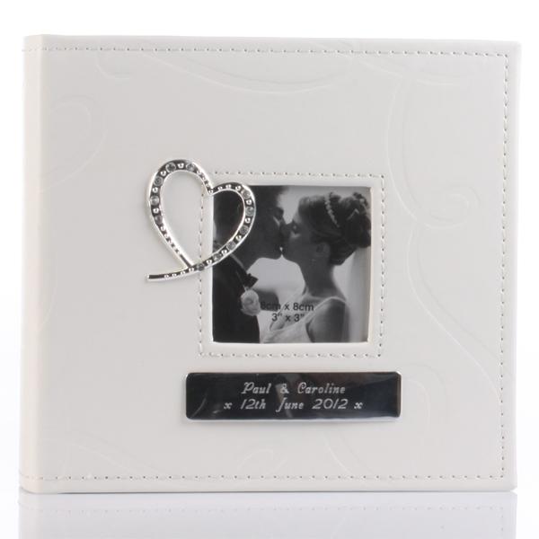 Album foto de nunta personalizat