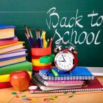 Agenda si pix de luat cu tine in geanta de scoala