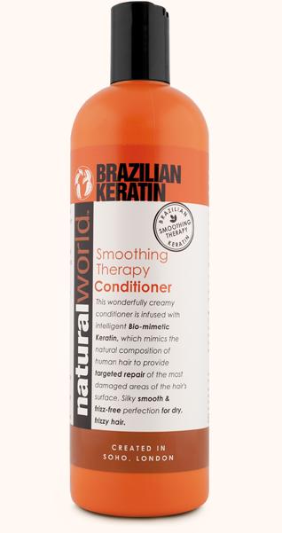 Balsam de par Brazilian Keratin.