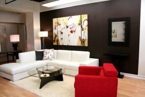Idei de decoratiuni pentru living