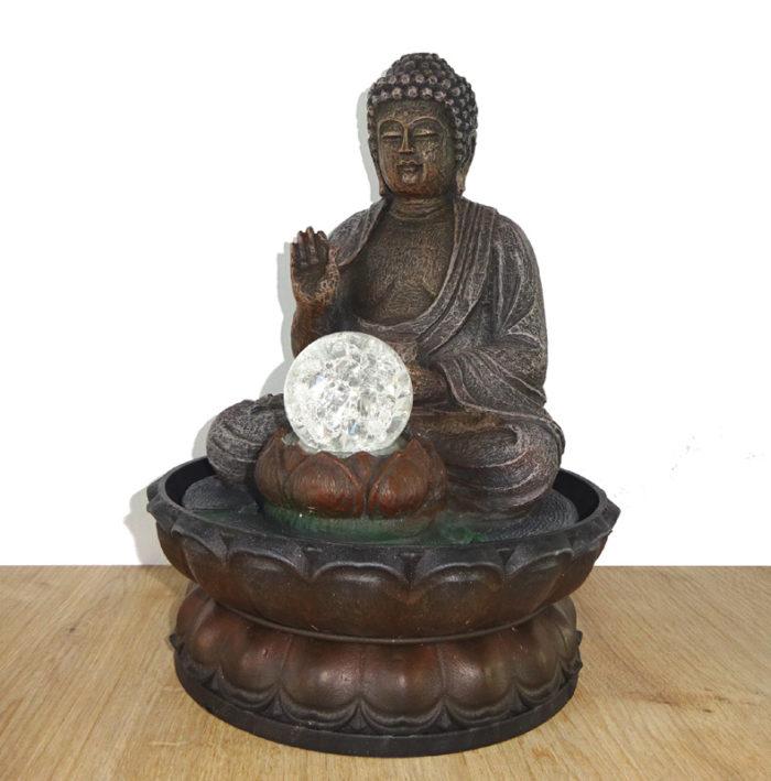 Fantana de interior, fantana feng shui Buddha