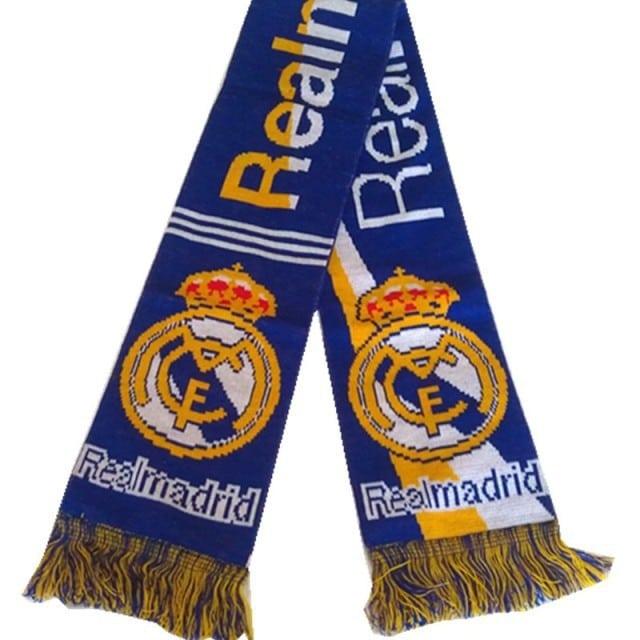 Fular pentru fani Real Madrid