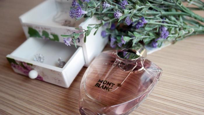 Parfum Mont Blanc Individuelle.