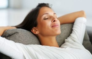 Respira adanc pentru relaxare