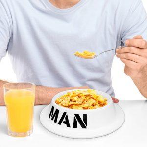 Bol de cereale Cadouri haioase pentru barbati