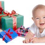 Trebuie sau nu sa oferi cadouri de Craciun pentru bebelusi?