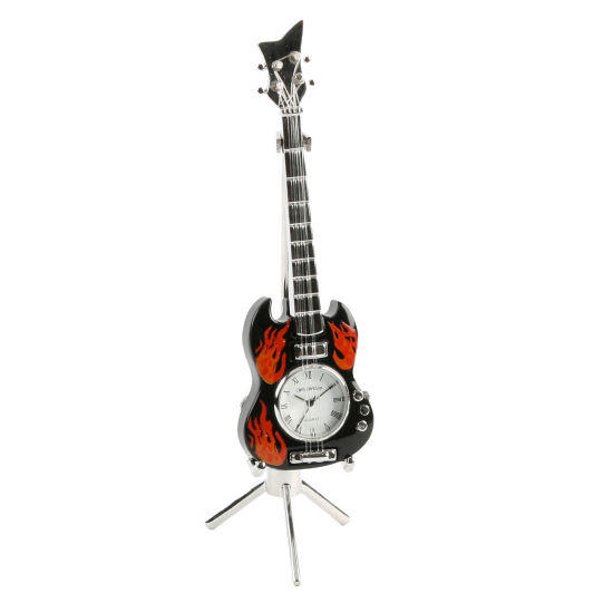 ceas chitara miniatura