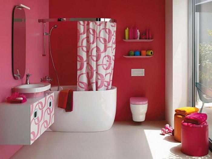Culori in baie-cum sa-ti decorezi baia.