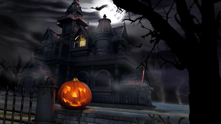 decoratiuni pentru halloween