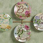 Farfurii decorative pentru o bucatarie de vis