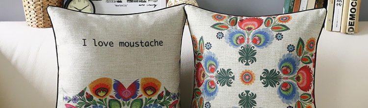 Perne decorative pentru sufragerie canapea