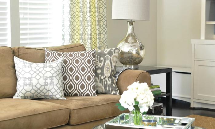 Perne decorative pentru sufragerie