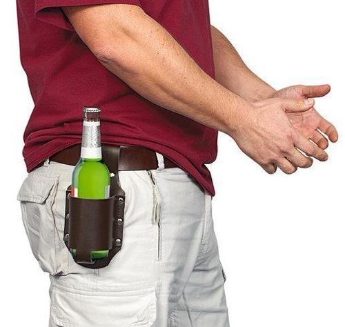 Suport centura bere cadouri haioase pentru barbati