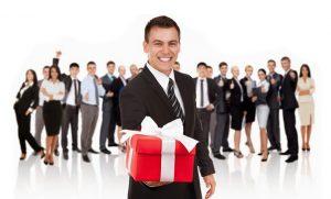 Cadouri pentru sefi de craciun