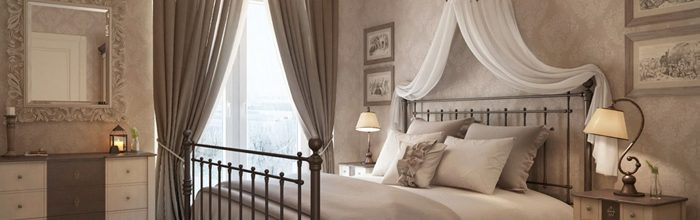 baldachin pat imens pat dublu de dormitor