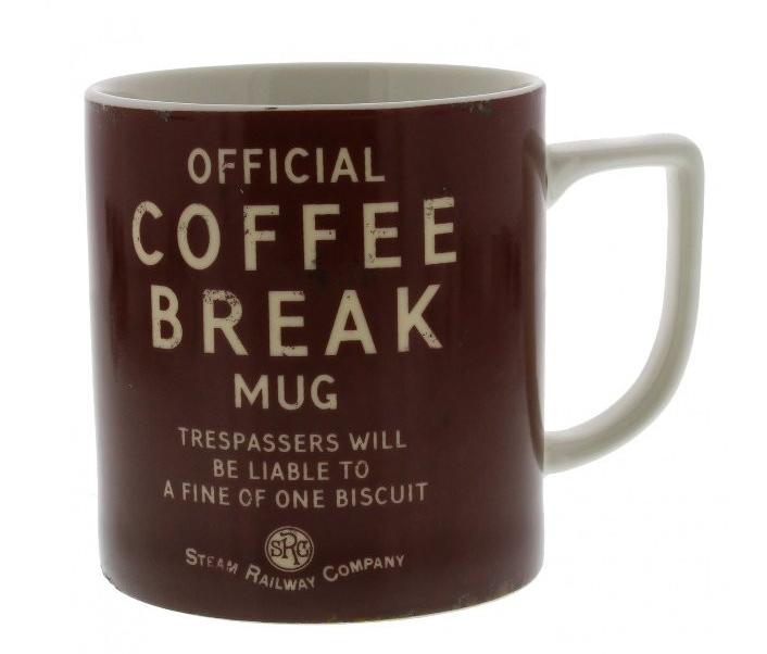 Cana de cafea-pauza de cafea