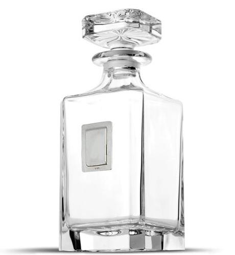 Carafa de cristal pentru whisky - Cadouri de lux pentru barbati cu stil