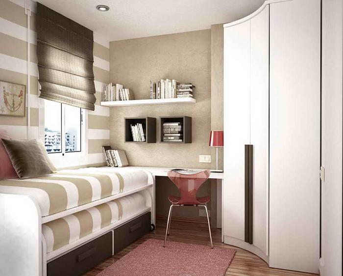 Cele mai bune culori pentru dormitoare mici