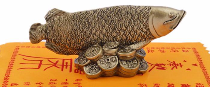 Pestisorul de aur Remedii si amulete norocoase in feng shui