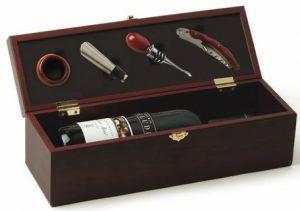 Cutii de vin, cutie pentru sticla de vin