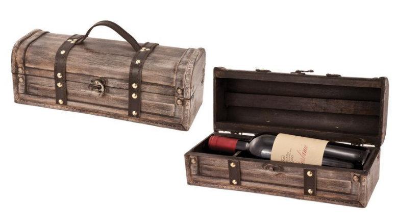 Cutii de vin-cutii pentru sticla de vin cadouri pentru barbati Juliana