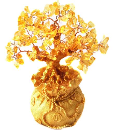 Copacul bogatiei, remediu feng shui pentru bani
