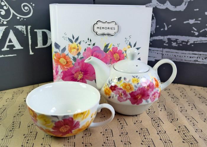 Rame si obiecte din portelan cu flori, Cadou pentru iubitoarele de flori, Cadou pentru iubitoarele de flori