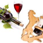 Un suport de vin, un cadou pentru orice barbat