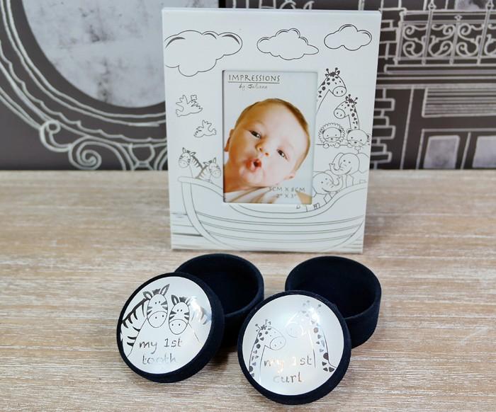 Cadouri amintire pentru bebelusi, casetuta pentru primul dintisor cazut.