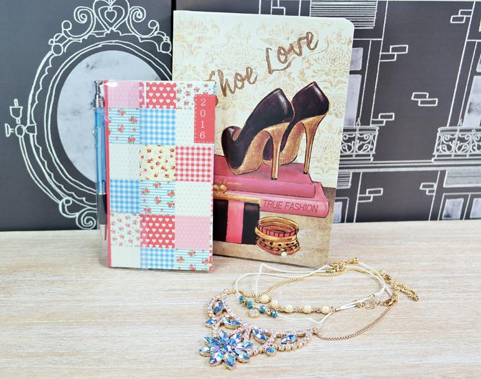 Cadouri pentru 2016 - agende chic, cadou pentru fete