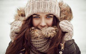 Idei de tinute pentru vremea rece.
