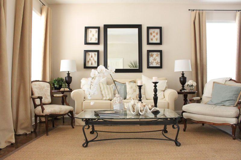 Oglinda pentru living room