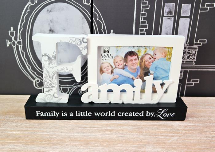Rame foto pentru familie.
