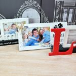 Rame foto pentru familie pentru decorarea casei tale