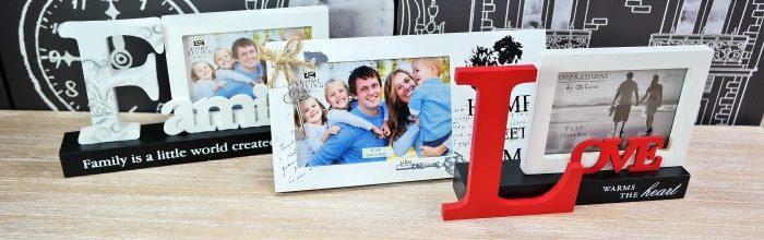Rame foto pentru familie. idei de cadouri pentru orice ocazie