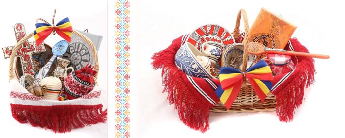 Cadouri romanesti traditionale