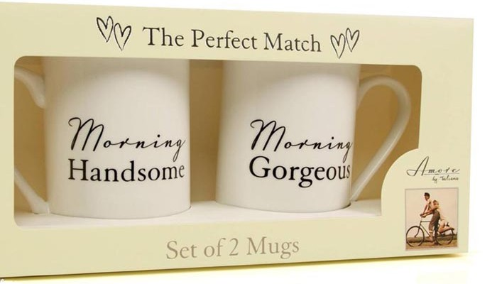 Cani de cafea pentru el si ea.