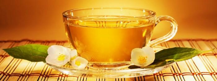 Beneficiile florilor de iasomie ceai