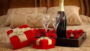 decor de Valentine's Day