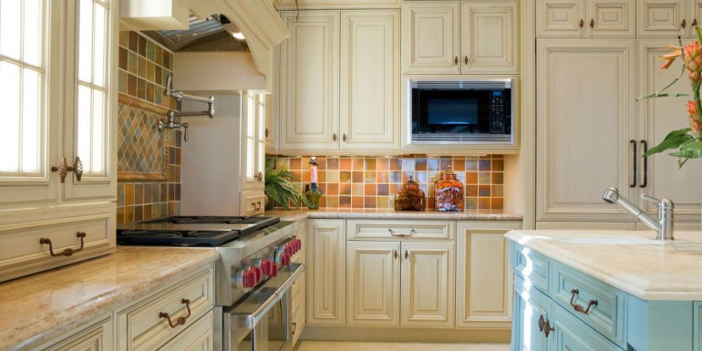 decoratiuni pentru bucatarie clasica