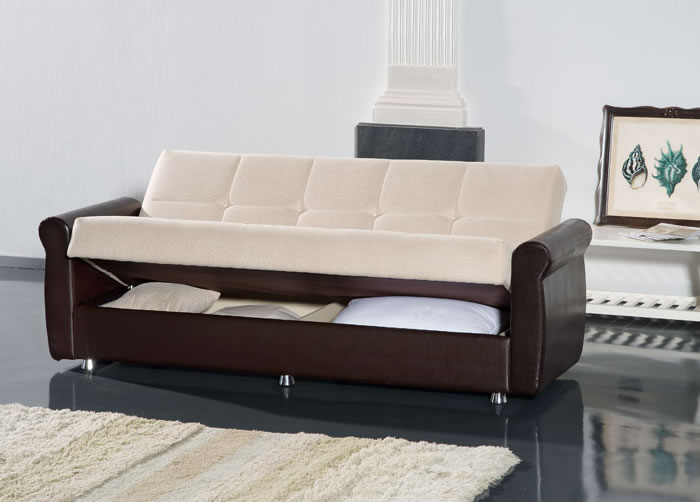 canapea extensibila pentru amenajarea dormitorului